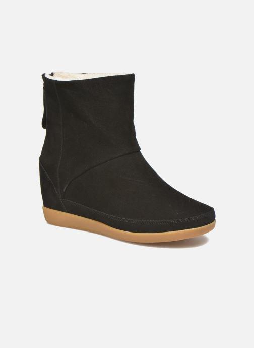 Boots en enkellaarsjes Shoe the bear Emmy Fur Zwart detail