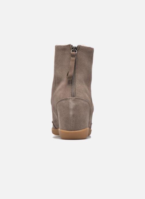 Boots en enkellaarsjes Shoe the bear Emmy Fur Beige rechts