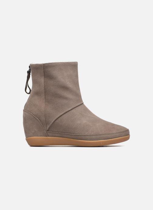 Boots en enkellaarsjes Shoe the bear Emmy Fur Beige achterkant