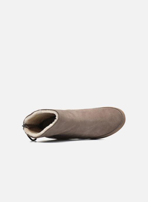 Boots en enkellaarsjes Shoe the bear Emmy Fur Beige links