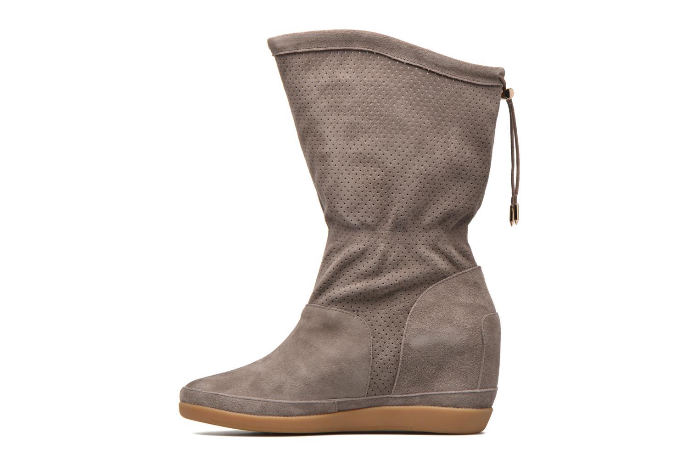 Bottines et boots Shoe the bear Emmy III Beige vue face