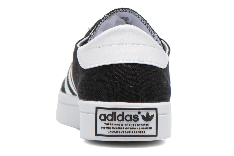 Sneakers Adidas Originals Court Vantage W Sort Se fra højre