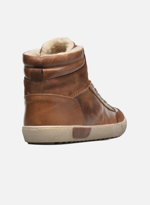 Trainers Mr SARENZA Walmoute Brown front view