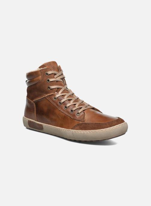 Sneakers Mr SARENZA Walmoute Marrone immagine destra