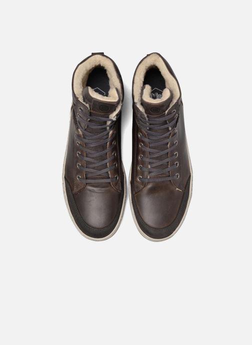 Baskets Mr SARENZA Walmoute Gris vue portées chaussures