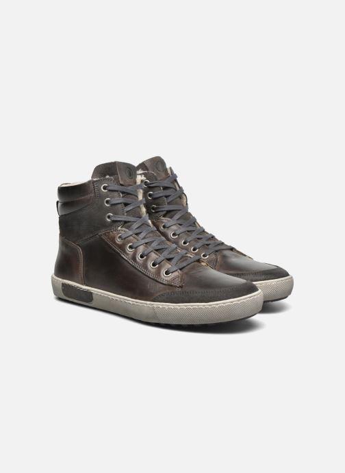 Sneakers Mr SARENZA Walmoute Grå se bagfra