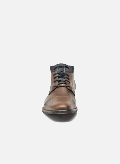 Ankle boots Mr SARENZA Walboots Brown model view