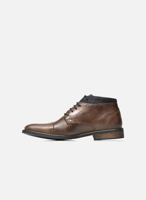 Sarenza Walboots Blue Et Mr Boots suede Bottines Kaki bvYf7gy6