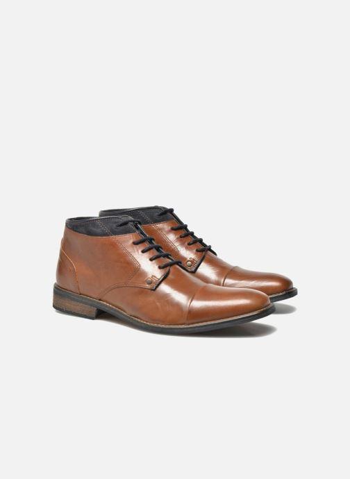 Bottines et boots Mr SARENZA Walboots Marron vue gauche