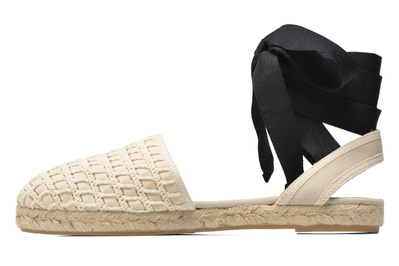 Sandales et nu-pieds Georgia Rose Dalore Beige vue face
