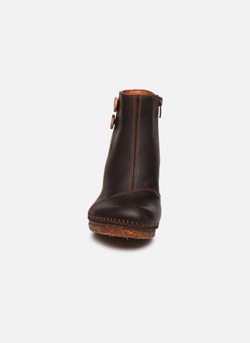 Bottines et boots Art Amsterdam 362 Marron vue portées chaussures