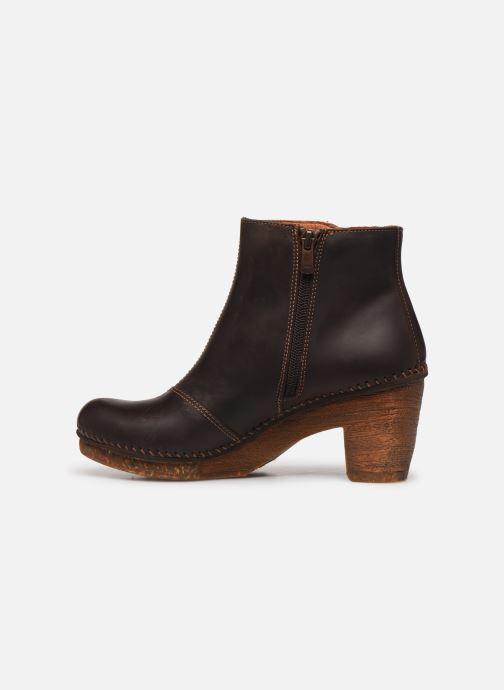 Bottines et boots Art Amsterdam 362 Marron vue face