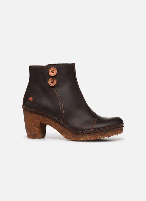 Boots en enkellaarsjes Art Amsterdam 362 Bruin achterkant
