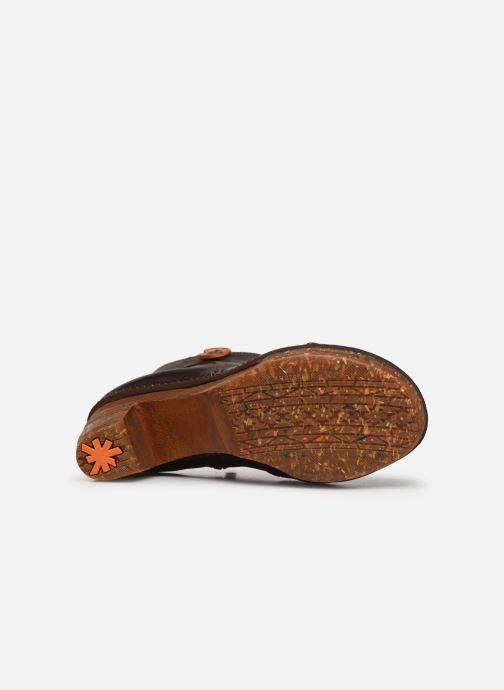 Bottines et boots Art Amsterdam 362 Marron vue haut
