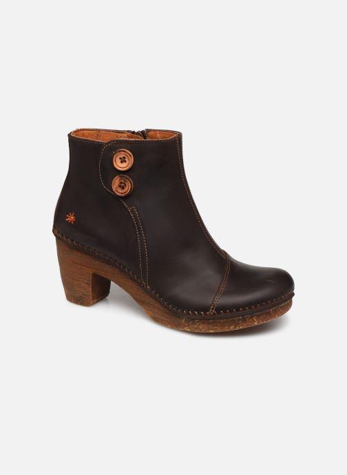 Boots en enkellaarsjes Art Amsterdam 362 Bruin detail
