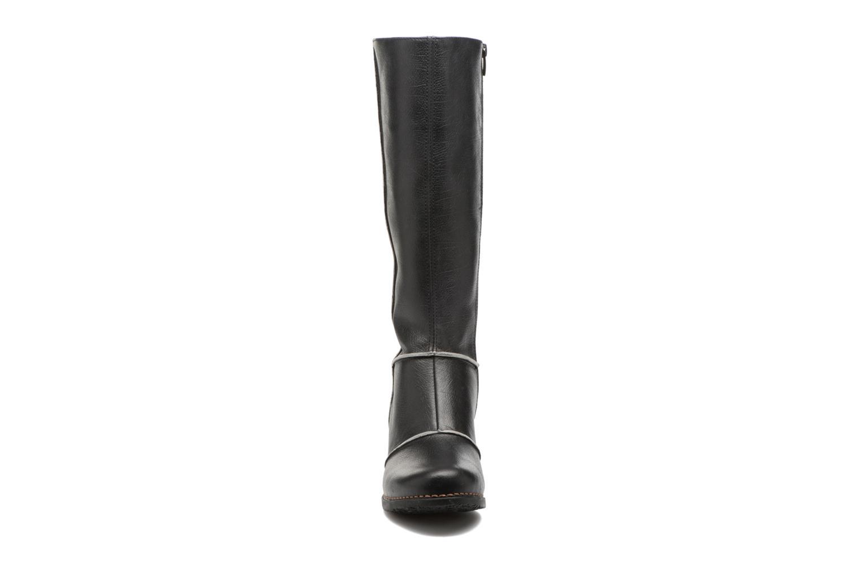 Bottes Art Genova 479 Noir vue portées chaussures