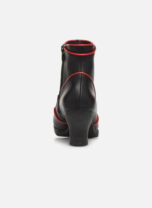 Boots en enkellaarsjes Art Harlem 945 Zwart rechts
