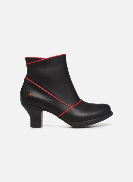Boots en enkellaarsjes Art Harlem 945 Zwart achterkant