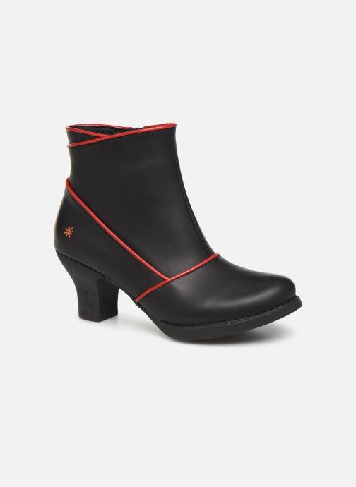 Stiefeletten & Boots Art Harlem 945 schwarz detaillierte ansicht/modell