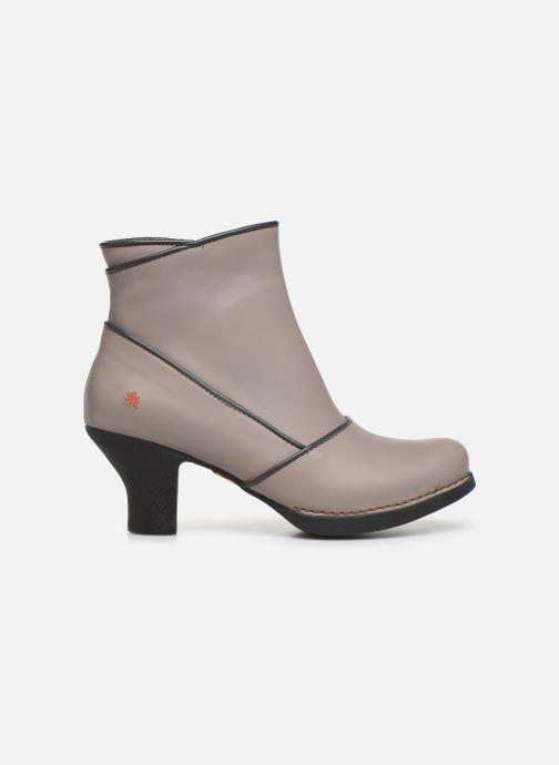 Bottines et boots Art Harlem 945 Gris vue derrière
