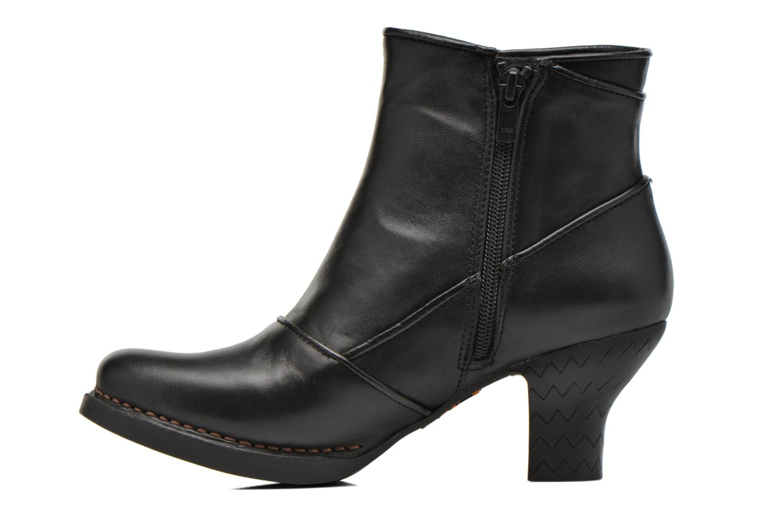 Ankle boots Art Harlem 945 Black front view