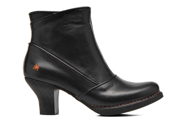 Bottines et boots Art Harlem 945 Noir vue derrière