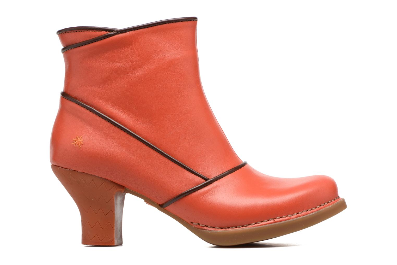 Boots en enkellaarsjes Art Harlem 945 Oranje achterkant