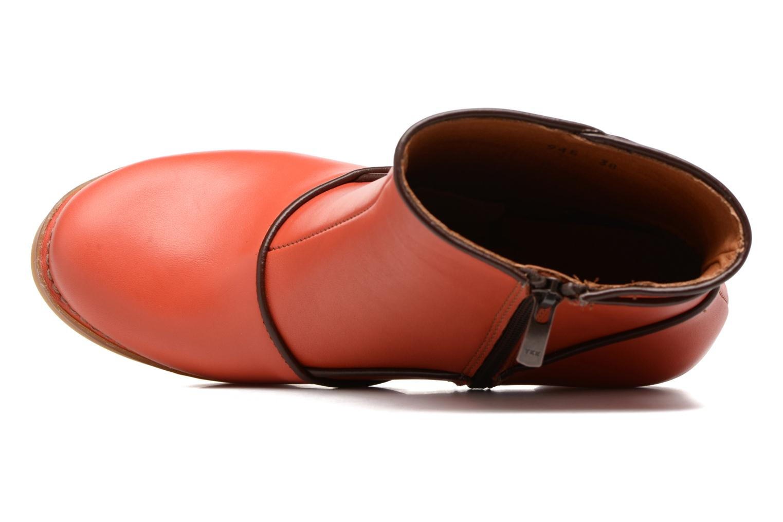 Boots en enkellaarsjes Art Harlem 945 Oranje links