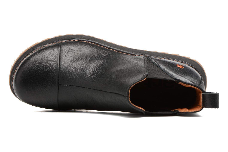 Boots en enkellaarsjes Art Heathrow 1023 Zwart links