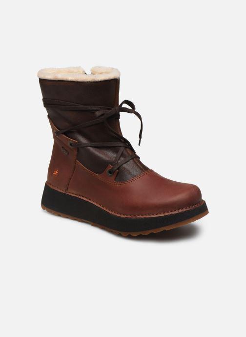 Bottines et boots Art Heathrow 1024 Marron vue détail/paire