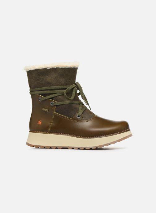 Bottines et boots Art Heathrow 1024 Vert vue derrière