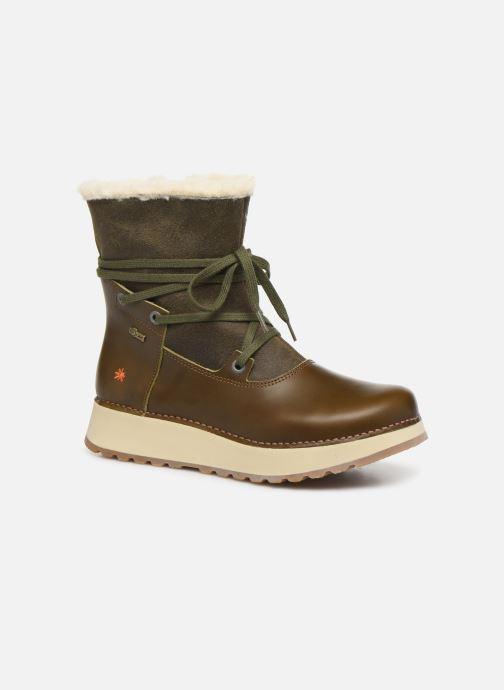 Bottines et boots Art Heathrow 1024 Vert vue détail/paire