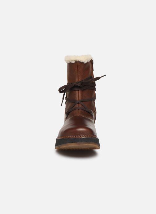 Boots en enkellaarsjes Art Heathrow 1024 Bruin model