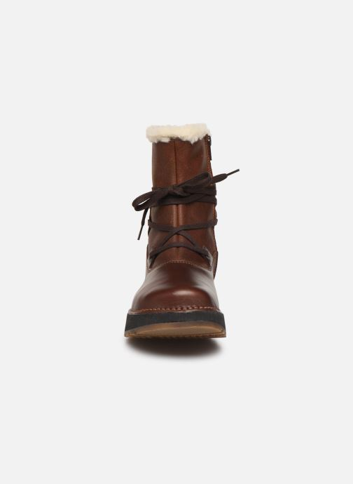 Stiefeletten & Boots Art Heathrow 1024 braun schuhe getragen