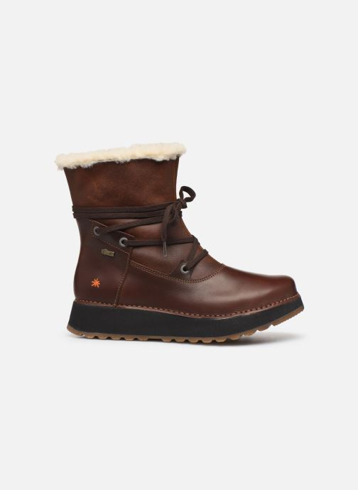 Stiefeletten & Boots Art Heathrow 1024 braun ansicht von hinten