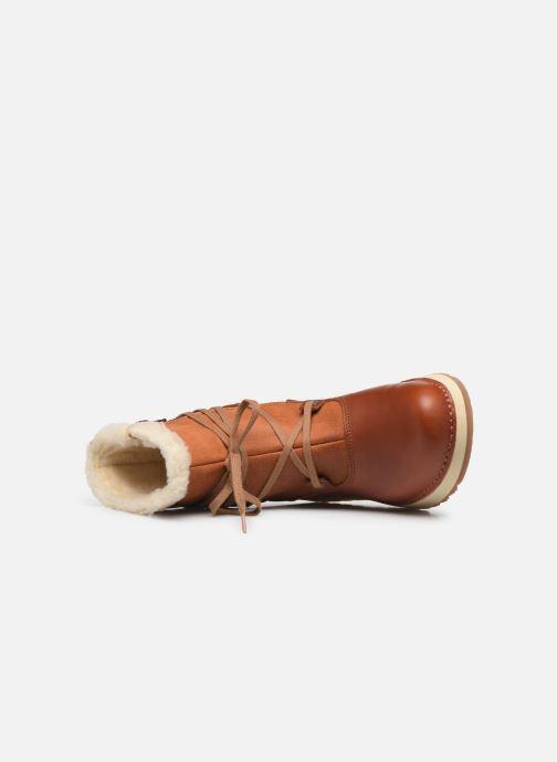 Boots en enkellaarsjes Art Heathrow 1024 Bruin links