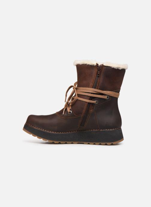Boots en enkellaarsjes Art Heathrow 1024 Bruin voorkant