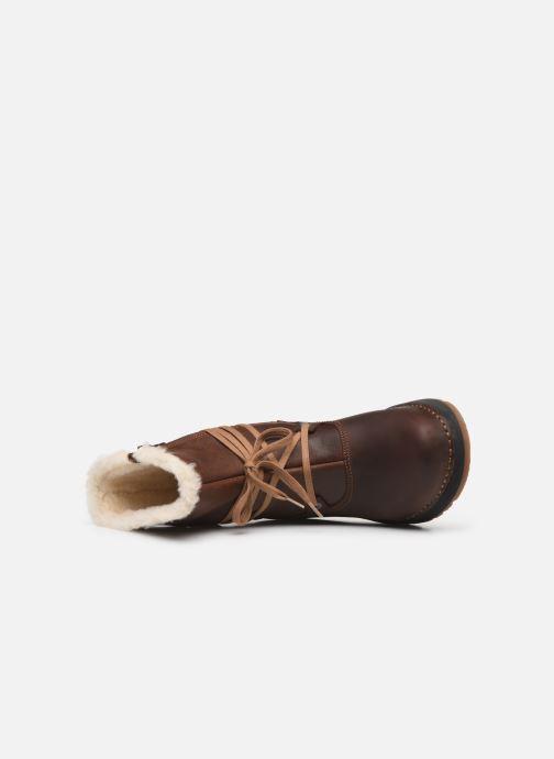 Bottines et boots Art Heathrow 1024 Marron vue gauche