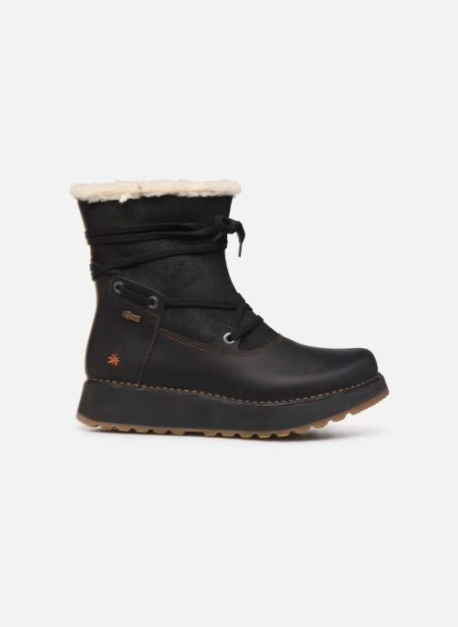 Bottines et boots Art Heathrow 1024 Noir vue derrière