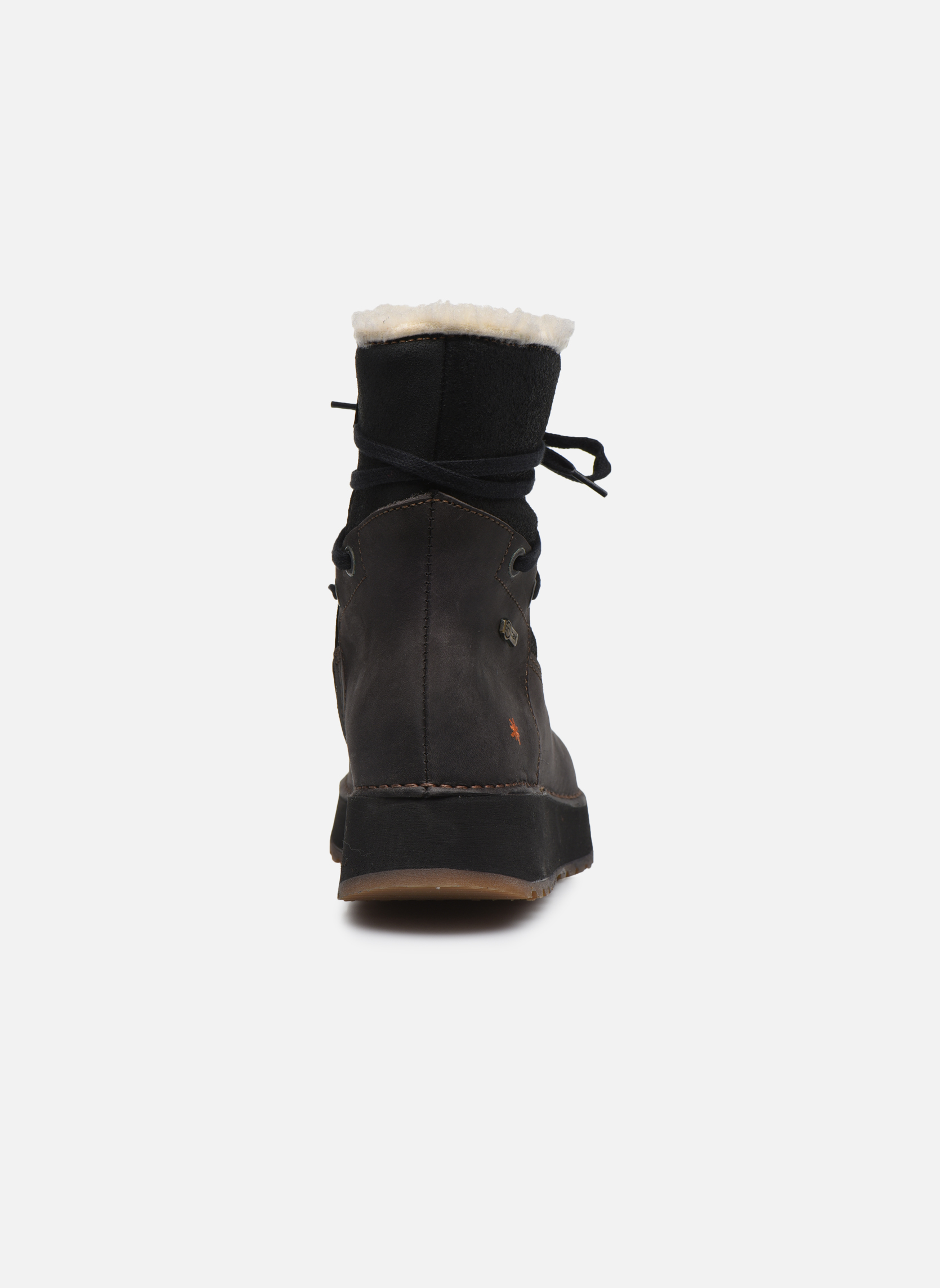 Bottines et boots Art Heathrow 1024 Noir vue droite