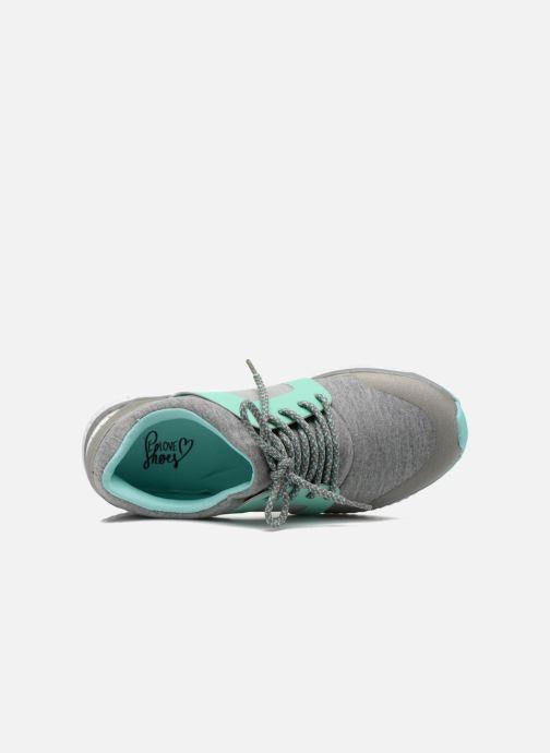 Sneakers I Love Shoes BROXYM Grigio immagine sinistra