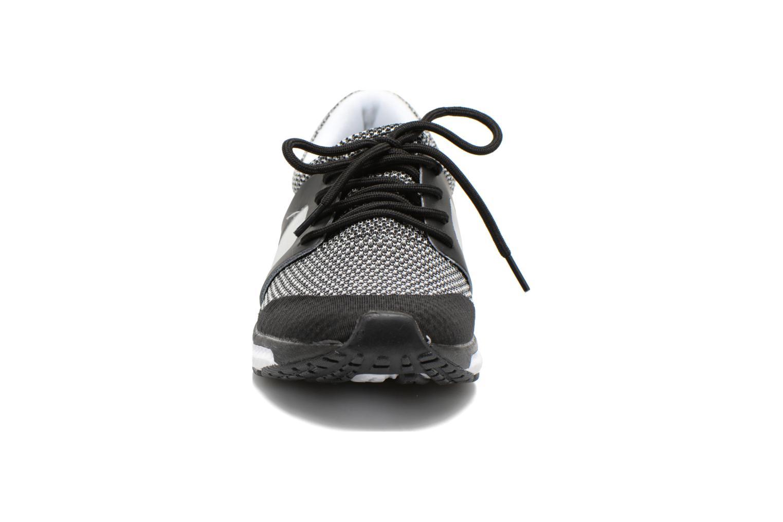Baskets I Love Shoes BROXYM Noir vue portées chaussures
