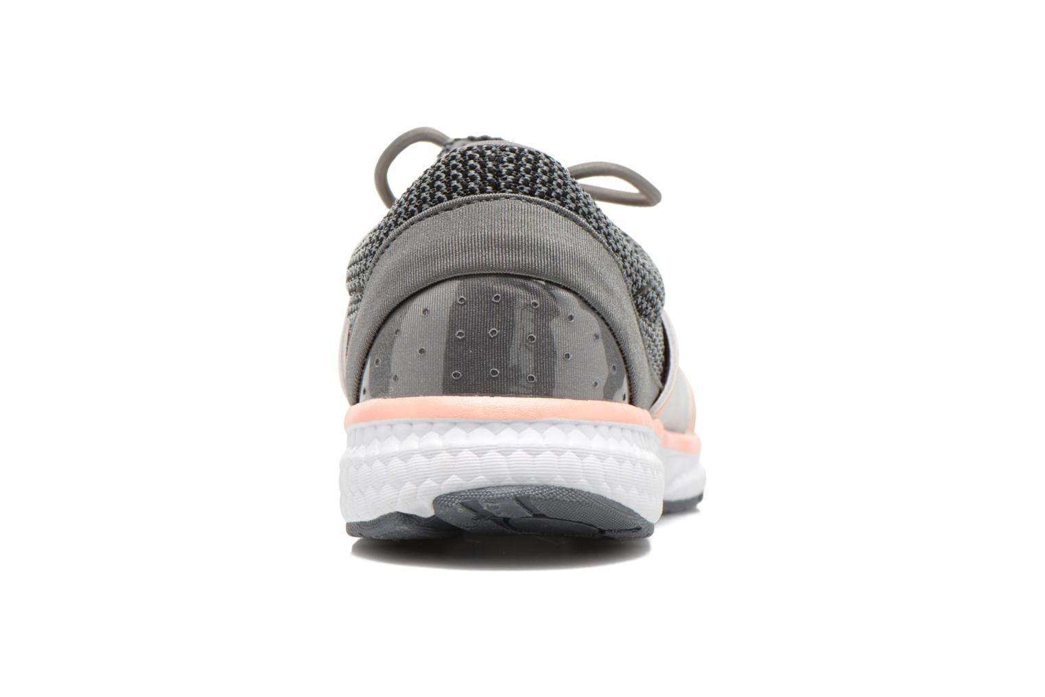 Baskets I Love Shoes BROXYM Gris vue droite