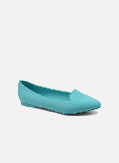Ballerinaer Aldo Kaauwen Grøn detaljeret billede af skoene