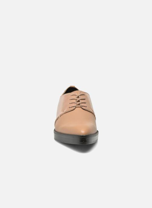 Chaussures à lacets Aldo Monnacco Beige vue portées chaussures