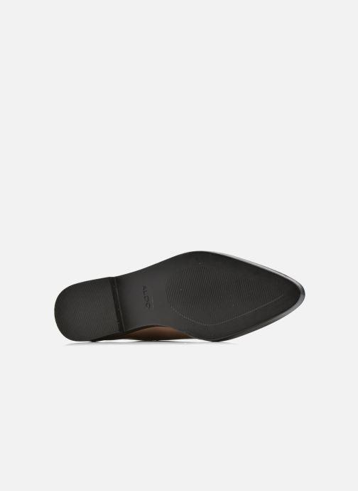 Chaussures à lacets Aldo Monnacco Beige vue haut