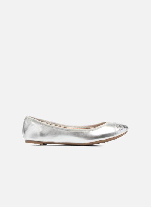 Ballerina's Aldo Ocaun Zilver achterkant