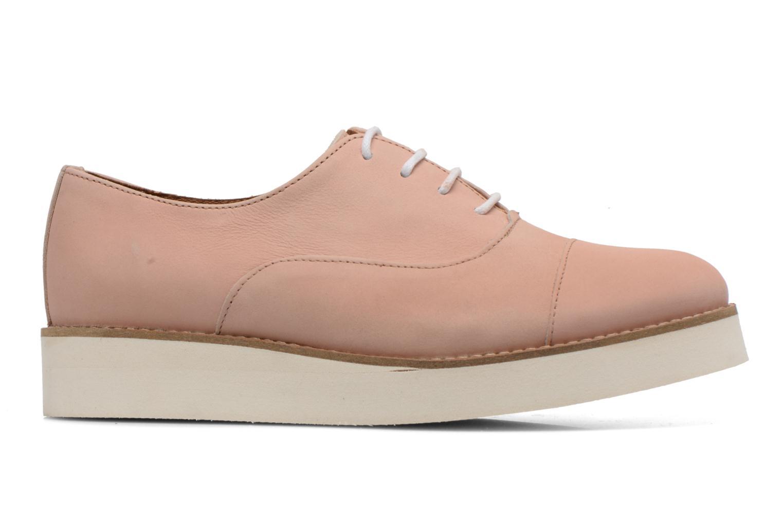 Chaussures à lacets Aldo Ocayria Rose vue derrière