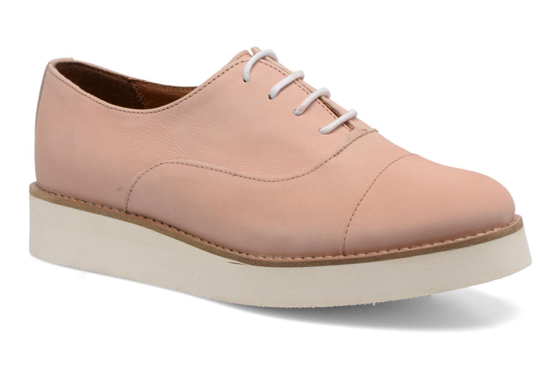 Chaussures à lacets Aldo Ocayria Rose vue détail/paire