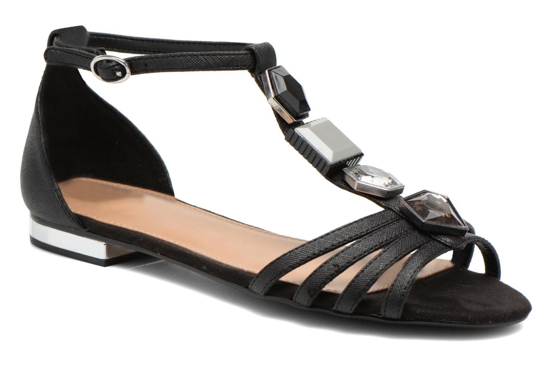 Sandales et nu-pieds Aldo Lilia Noir vue détail/paire